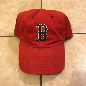 Genuine Merchandise Boston Red Sox Red Dad/Hat
